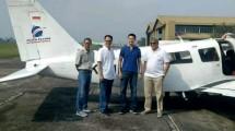 Nusa Flying International School Akan Segera Bangun Sekolah Penerbangan di Tanjung Lesung