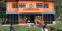 Universitas Riau Pekanbaru (Foto Merdeka)