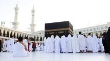 Ilustrasi Umrah di Mekkah