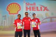Shell Lubricants secara resmi meluncurkan produk pelumas mesin kendaraan roda empat Shell Helix Eco khusus untuk pasar Indonesia pada Selasa (05/06) di Jakarta.