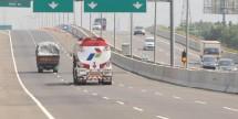 Tol Trans Sumatera PT Hutama Karya. (Foto: Merdeka)