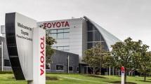 Ilustrasi Pabrik Toyota (Bloomberg/Getty Images)