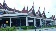 Bandara Internasional Minangkabau (Foto Tribunnews)