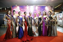 Finalis Miss Jakarta Fair 2018
