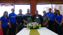 Dua Juara Golf Dunia, Jason Day dan Nick Faldo Bertemu di Jababeka Golf Cikarang