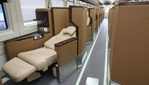 PT KAI luncurkan Kereta kelas luxury jenis sleeper yang melayani pengguna jasa KA di rangkaian KA Argo Anggrek relasi Stasiun Gambir-Stasiun Semarang Tawang-Stasiun Surabaya Pasar Turi (PP)
