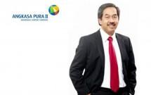 President Director PT Angkasa Pura II (Persero) Muhammad Awaluddin