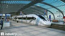 Konsep kereta cepat Siemens