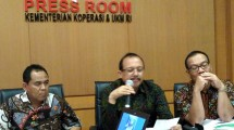 Sekretaris Kementerian Koperasi dan UKM, Agus Muharram (Ahmad Fadli/INDUSTRY.co.id)