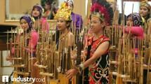 Pupuk Indonesia Perkenalkan Angklung ke Negeri Sakura