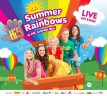 Hi-5 Summer Rainbows di PIK Avenue