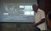 Raymond T. Lesmana Anggota Bidang II Tim Percepatan Pengembangan Wisata Bahari Kemenpar (Foto Dije)