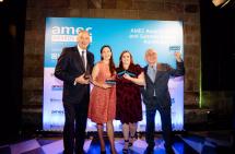 Isentia menerima penghargaan AMEC Awards 2018