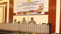 Diskusi hortikultura oleh Dirjen Hortikultura Suwandi