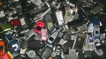 Limbah telepon seluler