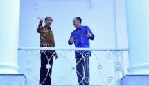 Presiden Jokowi dan Presiden Bank Dunia Jim Yong Kim (Foto Setkab)