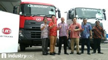 UD Trucks lakukan Check and Drive di Palembang (Hariyanto/INDUSTRY.co.id)