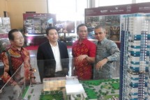 PT PP Properti Tbk terus berekspansi dengan membangun dua tower sekaligus dikawasan mixed use di area seluas 2,7 hektar di Wiyung Surabaya.