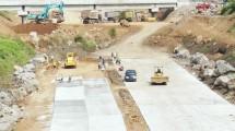 Pembangunan jalan tol (Ist)