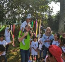 TAUZIA Bantu pendidikan Anak kurang Mampu (Foto: dok. Industry.co.id)