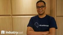 Ivan Tambunan, CEO & Co-Founder Akseleran