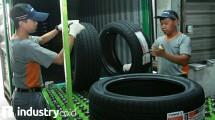Pabrik Ban Hankook Tire Indonesia