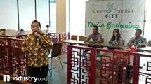 Marketing Communication Green Pramuka City, Irvandawisnu Andreka (Hariyanto/INDUSTRY.co.id)
