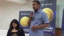 Satu lagi platform investasi mata uang digital kian merambah pilihan investasi di tanah air. Sebut saja Cyronium sebuah platform pendanaan dan investasi yang berbasis teknologi Blockchain dan berjamin emas tengah membidik 10.000 UKM.