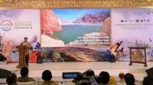Konferensi Geopark Nasional Indonesia I Resmi Dibuka
