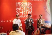 IIMS Makassar akan berlangsung pada tanggal 10 14 Oktober 2018 di Celebes Convention Center (CCC).