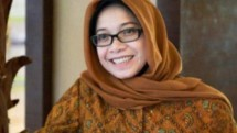 Eni M Saragih anggota DPR Fraksi Golkar (Foto Tribun)