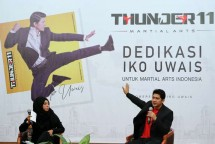 Thunder11 Center of Martial Arts, sekolah bela diri milik Iko Uwais (Dok Industry.co.id)