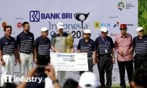 Wapres Jusuf Kalla Hadiri Gelaran Bank BRI Indonesia Open 2018 (Foto Rizki Meirino)