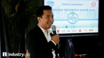 Febri Hutama, Marketing Manager RTD Coffee & Water PT Mayora Indah Tbk