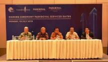 PT Putragaya Wahana (PGW) mengumumkan akuisisi 180 unit apartemen oleh UOL Group Limited, senilai 56,8 juta dollar AS atau ekuivalen Rp 816 miliar.