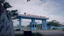 Pelabuhan Wasior, Papua. (Foto: Biro Pers Setpres)