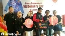McDonalds Adakan McDelivery Day Pertama Di Indonesia