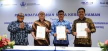 Sediakan Perumahan PNS, Bank BTN Bermitra dengan Pemkab Lebak Banten (Foto Abe)