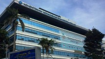 Gedung Kementerian Komunikasi dan Informatika (Foto:Kominfo)
