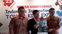 Indonesia Internasional Toys & Kids expo (Foto Kormen)