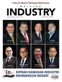 Majalah Industry edisi Juli 2018 (Foto Dok Industry.co.id)