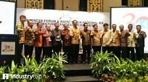 Bisnis Forum dan Rakernas HKI (Hariyanto/INDUSTRY.co.id)