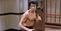 Film Enter the Dragon yang diperankan oleh Bruce Lee