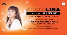 Shopee Meet Lisa BLACKPINK