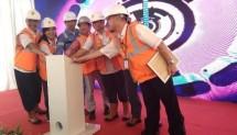 PT PLN (Persero) sukses menjalankan Commercial Operation Date (COD) PLTGU Jawa 2, GT 4-2 berkapasitas 300 Megawatt, yang berlokasi di Unit Pembangkitan dan Jasa Pembangkit (UPJP) PT Indonesia Power, Tanjung Priok, Rabu (1/8/2018). (INDUSTRY.co.id)