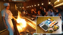 Tradisi etnik kuliner Jepang