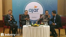 Soft Launching Ajar.id (Hariyanto/INDUSTRY.co.id)