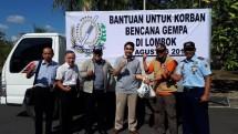 Tanggap Bencana, Perhimpunan Ahli Bedah Indonesia Kirim Tenaga Medis dan Logistik