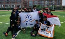 Tim Sepak Bola Junior Indonesia saat menjadi Juara di Turnement Gothia Cup (Foto: Dok. Industry.co.id)