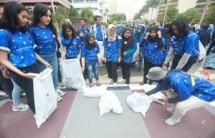 Komunitas Indorelawan menjadi bagian dari #KontingenKebaikan